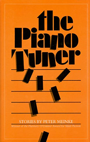 9780820308449: The Piano Tuner: Stories (Flannery O'Connor Award for Short Fiction Ser.)