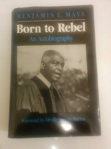 9780820308807: Born to Rebel: An Autobiography
