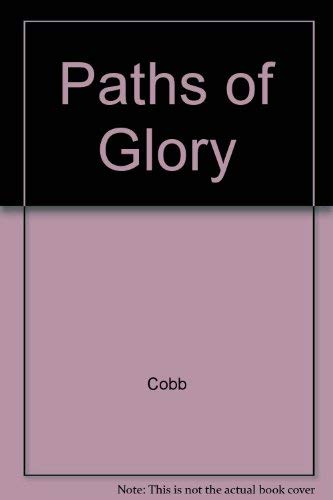 9780820308845: Paths of Glory