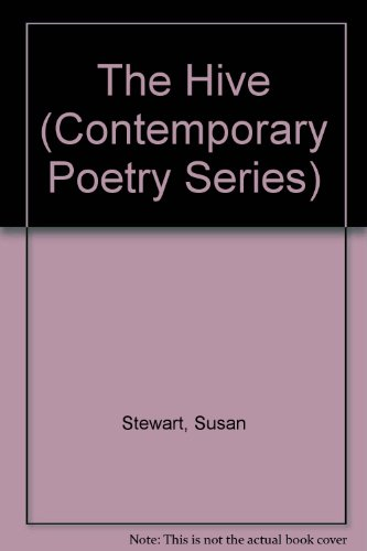 9780820309187: The Hive: Poems (Contemporary Poetry Series)