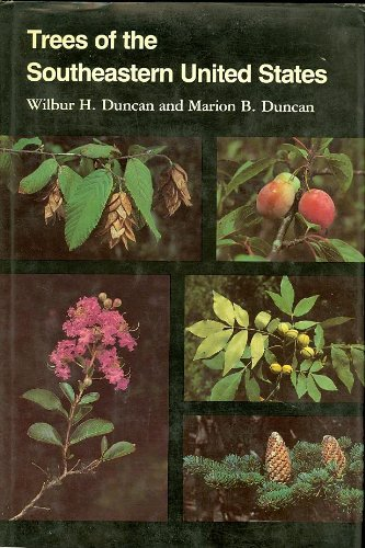 9780820309545: Trees of the Southeastern United States