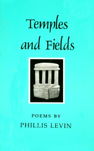 9780820310534: Temples and Fields (The Contemporary poetry series)