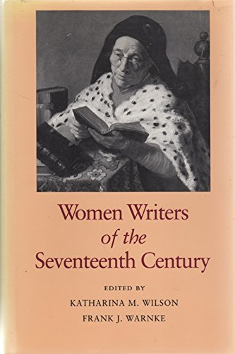 9780820311111: Women Writers of the Seventeenth Century