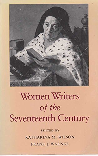 9780820311128: Women Writers of the Seventeenth Century