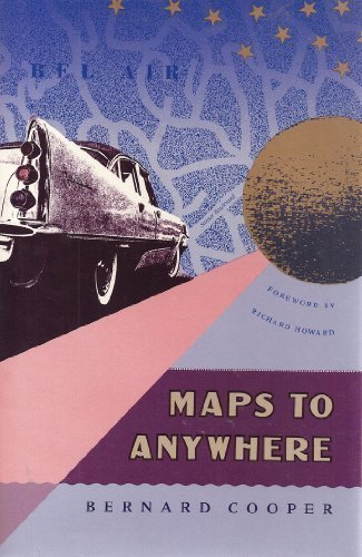 9780820311906: Maps to Anywhere (Association of Writers and Writing Programs Award for Creative Nonfiction Ser.)