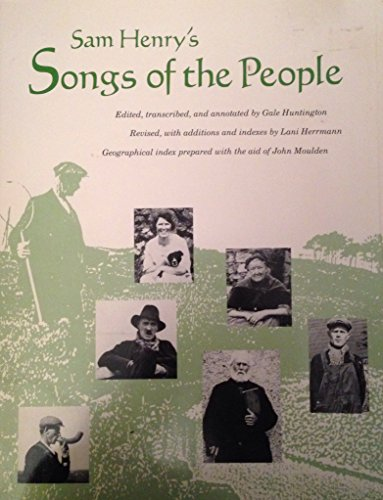 9780820312590: Sam Henry's Songs of the People