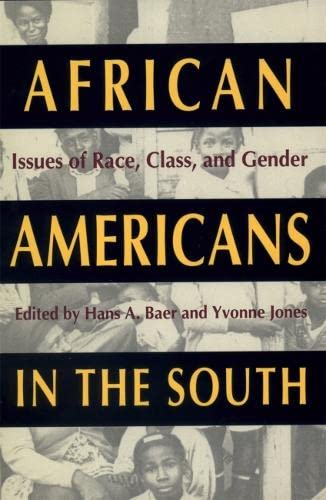 9780820313771: African Americans in the South: Issues of Race, Class, and Gender (Southern Anthropological Society Proceedings Ser.)