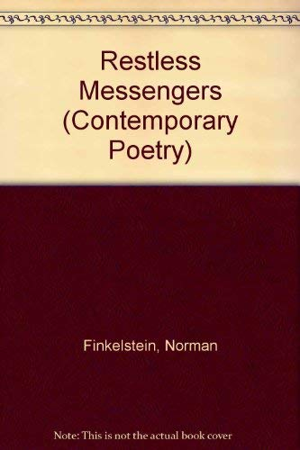 9780820313795: Restless Messengers: Poems (Contemporary Poetry Series)