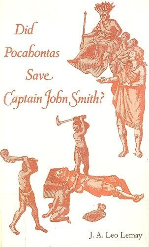 9780820314617: Did Pocahontas Save Captain John Smith?