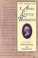 9780820315287: The Poems of Anna Letitia Barbauld
