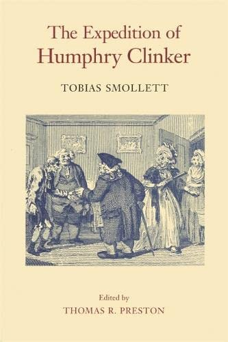 9780820315379: The Expedition of Humphry Clinker (The Works of Tobias Smollett Ser.)