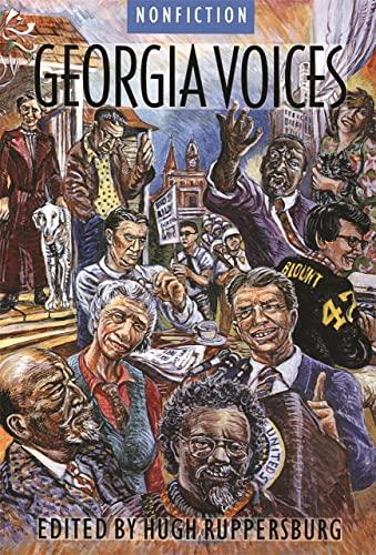 Georgia Voices: Volume 2: Nonfiction: Ruppersburg, Hugh [Editor];