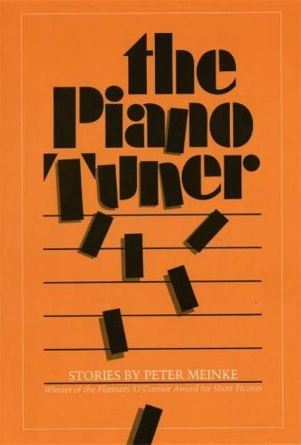 9780820316451: The Piano Tuner: Stories