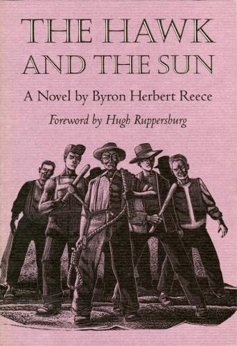 9780820316567: The Hawk and the Sun: A Novel (Brown Thrasher Books Ser.)