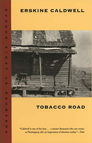 9780820316611: Tobacco Road: A Novel (Brown Thrasher Books Ser.)