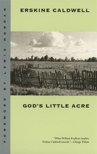 9780820316635: God's Little Acre: A Novel (Brown Thrasher Books Ser.)