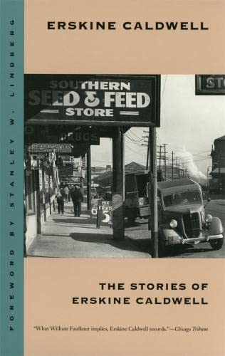 9780820316949: The Stories of Erskine Caldwell (Brown Thrasher Books Ser.)