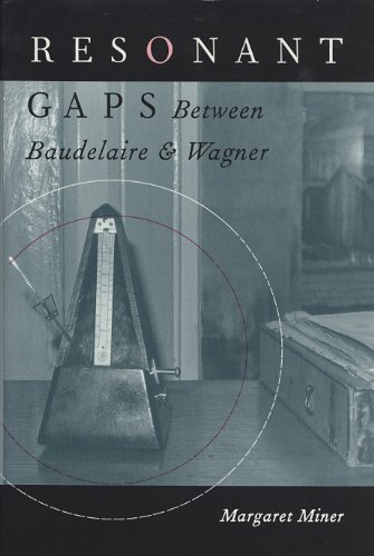 Resonant Gaps (Hardcover): Margaret Miner