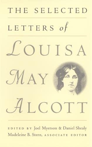 9780820317403: The Selected Letters of Louisa May Alcott
