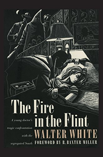 9780820317427: The Fire in the Flint (Brown Thrasher Books)