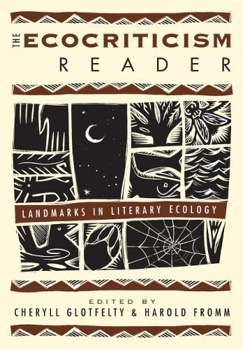 9780820317816: Ecocriticism Reader: Landmarks in Literary Ecology