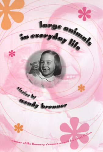 9780820317946: Large Animals in Everyday Life: Stories