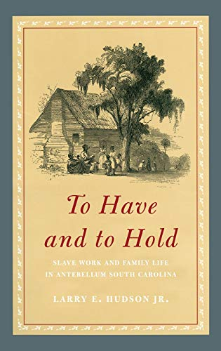 To Have and to Hold (Hardcover): Larry E. Hudson