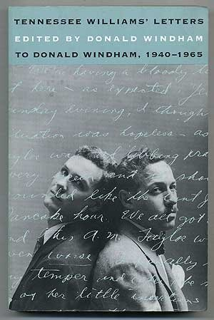 9780820318400: Tennessee Williams' Letters to Donald Windham, 1940-65 (Brown Thrasher Books)