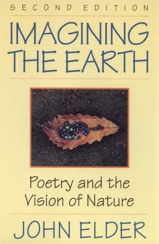 9780820318479: Imagining the Earth: Poetry and the Vision of Nature