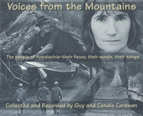 9780820318820: Voices from the Mountains (Brown Thrasher Books)