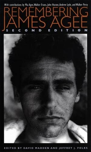 9780820319131: Remembering James Agee