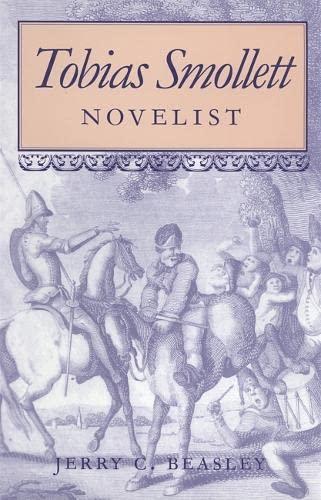 Tobias Smollett (Hardcover): Jerry C. Beasley