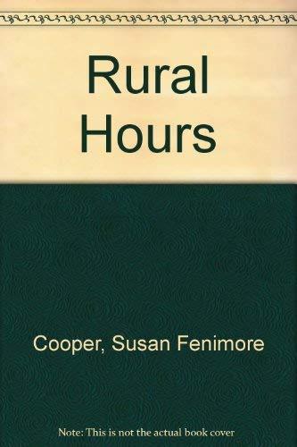 9780820319742: Rural Hours