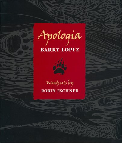Apologia [First Trade Edition]