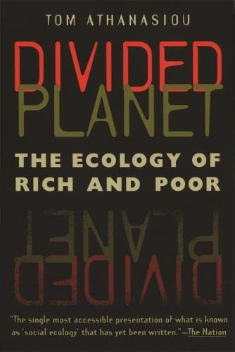 9780820320076: Divided Planet: The Ecology of Rich and Poor