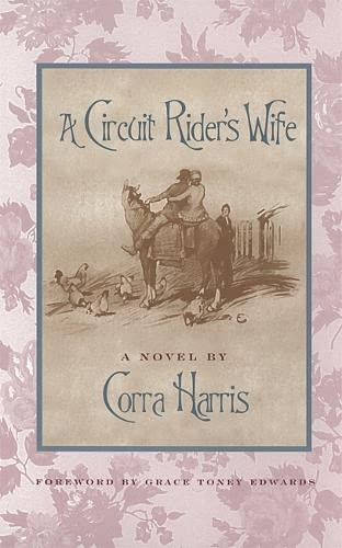 9780820320120: A Circuit Rider's Wife: A Novel (Brown Thrasher Books)