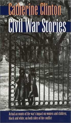9780820320281: Civil War Stories (Jack N. and Addie D. Averitt Lecture Series)
