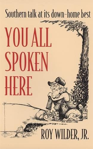 9780820320298: You All Spoken Here (Brown Thrasher Books)