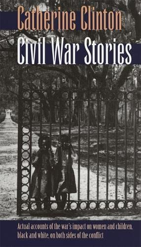 9780820320748: Civil War Stories (Georgia Southern University Jack N. and Addie D. Averitt Lecture Ser.)
