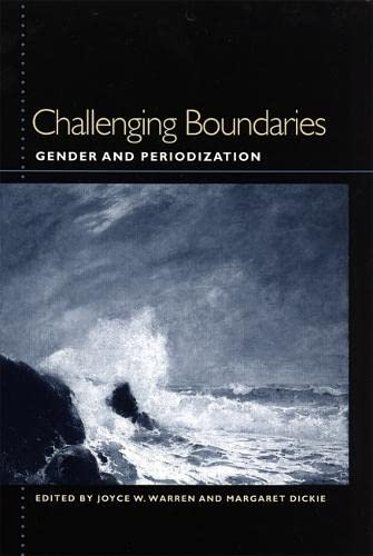 9780820321240: Challenging Boundaries: Gender and Periodization