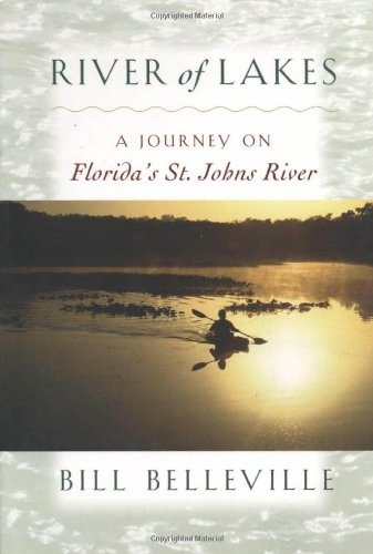 9780820321561: River of Lakes: A Journey on Florida's St. Johns River