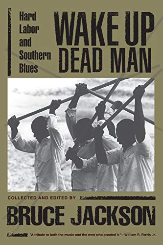 9780820321585: Wake Up Dead Man: Hard Labor and Southern Blues