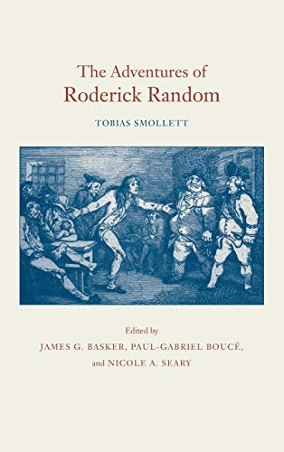 9780820321653: The Adventures of Roderick Random (Works of Tobias Smollett)