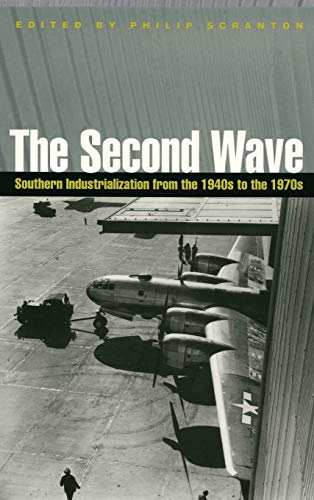 Second Wave (Hardcover): Philip Scranton