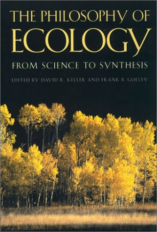 9780820322193: Philosophy of Ecology: From Science to Synthesis