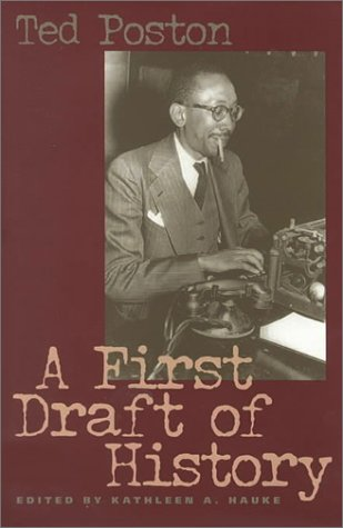 9780820322391: A First Draft of History