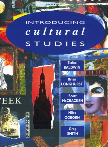 9780820322452: Introducing Cultural Studies