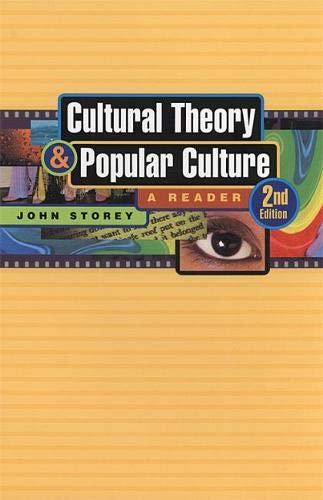 9780820322766: Cultural Theory and Popular Culture : A Reader