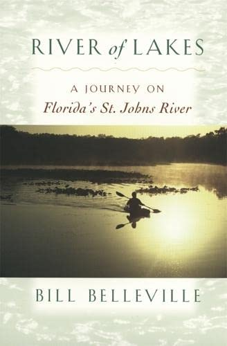 9780820323442: River of Lakes: A Journey on Florida's St. Johns River