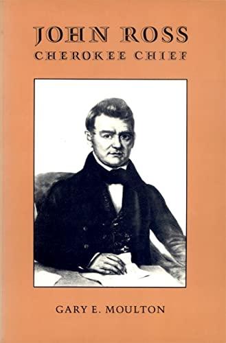 9780820323671: John Ross, Cherokee Chief